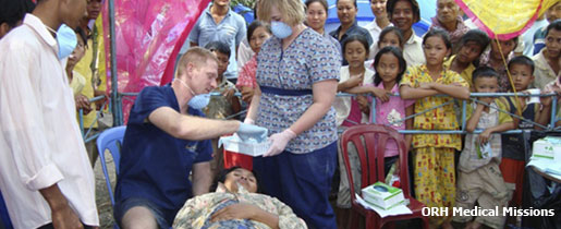 Operation Renewed Hope Medical Missions